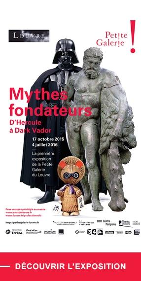 Découvrir l'exposition Mythes fondateurs