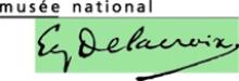 Logo du musée national Eugène Delacroix