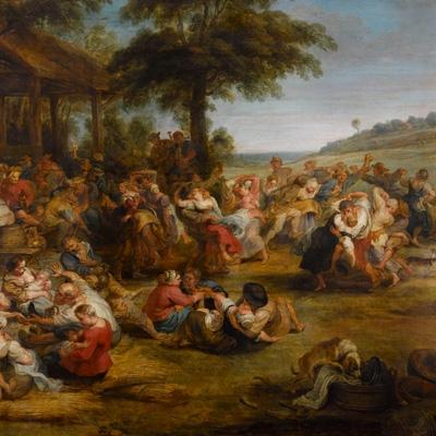 La Kermesse ou Noce au village