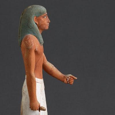 Homme marchant égyptien