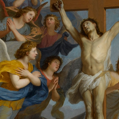 Le Crucifix aux anges