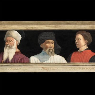 Cinq maîtres de la Renaissance florentine