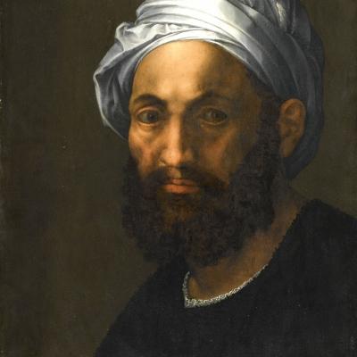 Portrait de Michel-Ange âgé de 47 ans