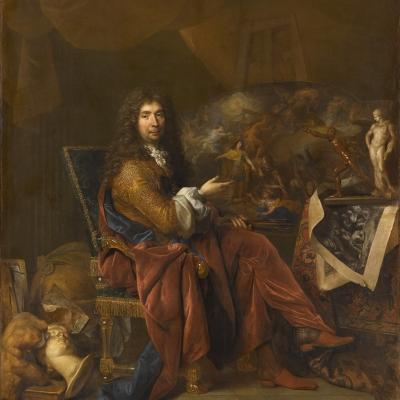 Portrait de Charles Le Brun