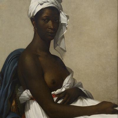 Portrait d'une femme noire, Madeleine