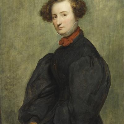 Portrait de Félicie de Fauveau