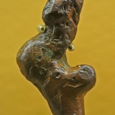 Statuette féminine dite la « Vénus de Monpazier »