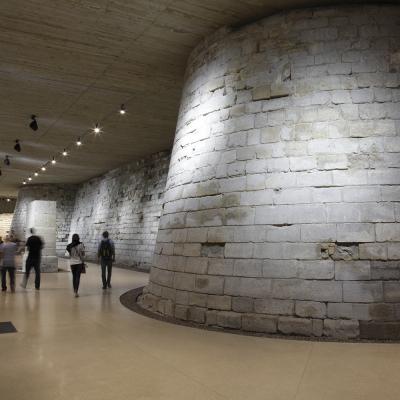 Le Louvre médieval