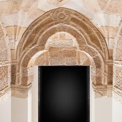 Le porche mamlouk