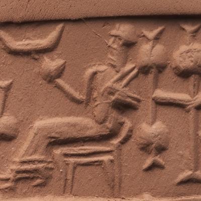 Période dite de Suse V : naissance du royaume d'Elam
