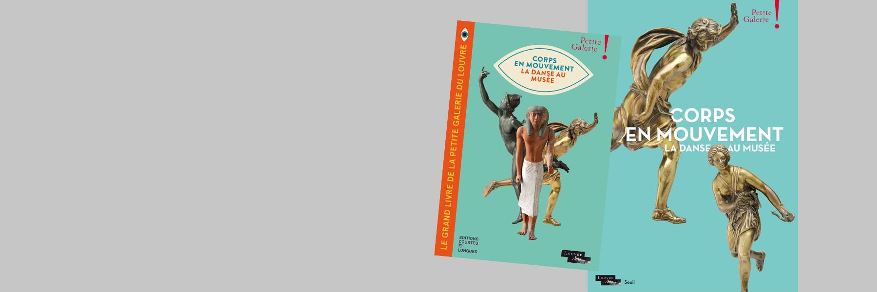 Couvertures des deux ouvrages édités pour l'exposition