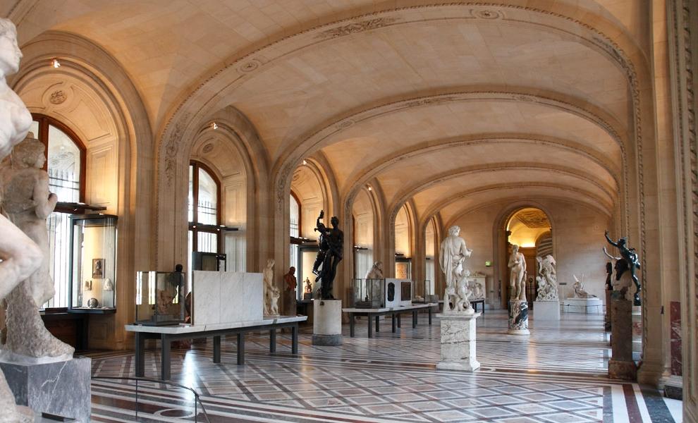 Promenade au Louvre