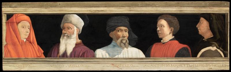 Cinq maîtres de la Renaissance florentine | Petite Galerie - musée du Louvre