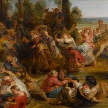 Détail de l'oeuvre de Rubens