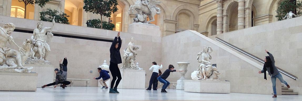 La répétition - La voix du plus fort - (c) Musée du Louvre